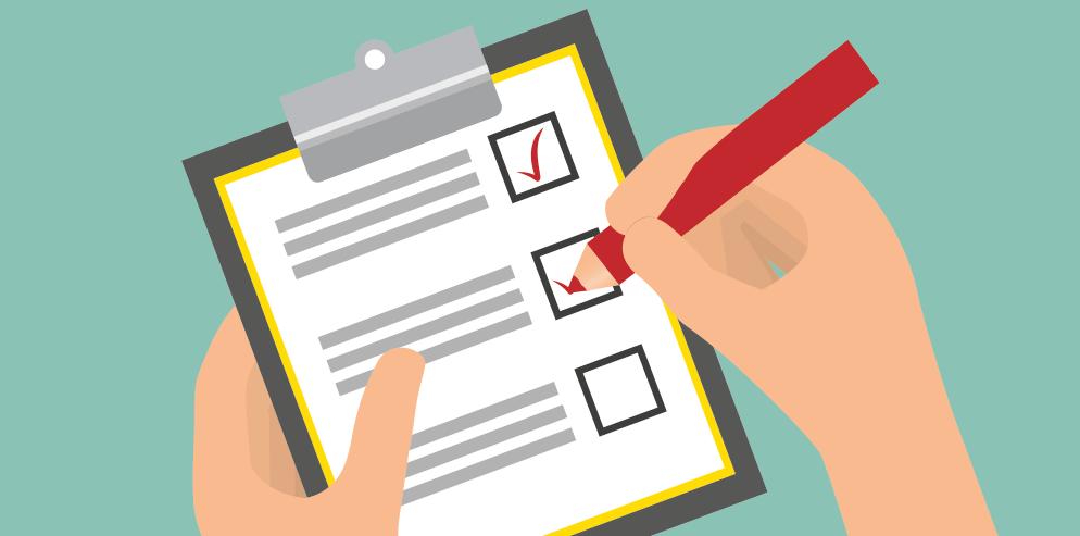 Je eerste energiecontract checklist